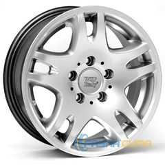 Купить Легковой диск WSP ITALY W733 LONDON HYPER SILVER R15 W7 PCD5x112 ET30 DIA66.6