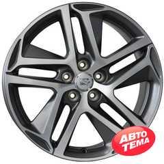 Купить Легковой диск WSP ITALY DUBAI W855 ANTHRACITE POLISHED R17 W7.5 PCD5x108 ET47 DIA65.1