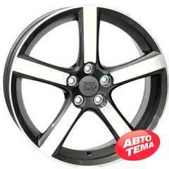 Купить Легковой диск WSP ITALY W1257 NORD ANTHRACITE POLISHED R18 W7.5 PCD5x108 ET52.5 DIA63.4