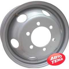 Купить Легковой диск ДОРОЖНАЯ КАРТА ГАЗ 3302 Белый R16 W5.5 PCD6x170 ET105 DIA130