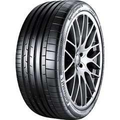 Купить Летняя шина CONTINENTAL SportContact 6 285/35R21 105Y