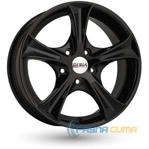 Купить DISLA Luxury 406 Black R14 W6 PCD5x100 ET37 DIA67.1