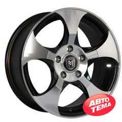Купить Легковой диск MARCELLO MR-34 AM/B R15 W6.5 PCD8x100/114.3 ET38 DIA67.1