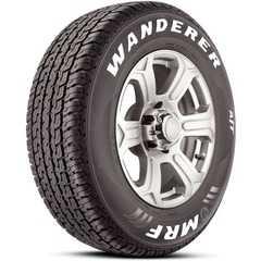 Летняя шина MRF WANDERER A/T -