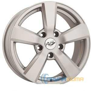 Купить Легковой диск ANGEL Formula 603 S R16 W7 PCD5x115 ET38 DIA70.1