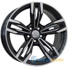 Купить Легковой диск WSP ITALY ITHACA W683 ANTHRACITE POLISHED R20 W10 PCD5x120 ET34 DIA72.6