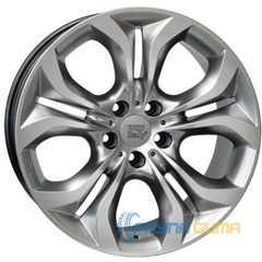 Купить Легковой диск WSP ITALY AURA W674 HYPER SILVER R19 W8.5 PCD5x120 ET38 DIA72.6