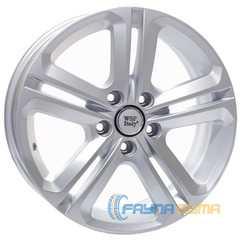 Купить Легковой диск WSP ITALY XIAMEN W467 SILVER R17 W7 PCD5x112 ET39 DIA57.1