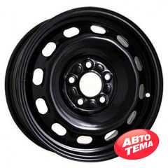 Купить Легковой диск КРКЗ HAIMA 3 черный R15 W6 PCD5x114.3 ET47 DIA67