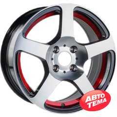 Купить Легковой диск JH 8761 BMFL R15 W7 PCD4x100 ET30 DIA73.1