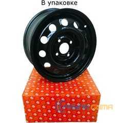 Купить Легковой диск ДОРОЖНАЯ КАРТА ford R14 W5.5 PCD4x108 ET37.5 DIA63.4