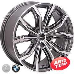 Купить ZW 2747 MK-P R17 W7.5 PCD5x114.3 ET45 DIA67.1
