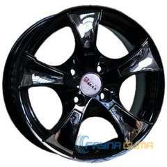 Купить Легковой диск SPORTMAX RACING SR-1085 B1 R15 W6.5 PCD4x114.3 ET35 DIA67.1