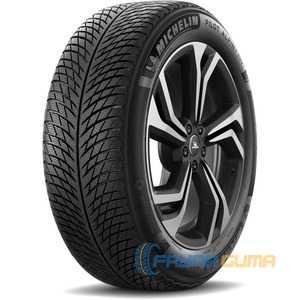 Купить Зимняя шина MICHELIN Pilot Alpin 5 235/60R17 106H