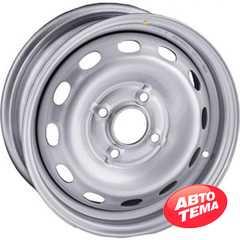 Купить Легковой диск STEEL TREBL 5990T Silver R14 W5.5 PCD4x108 ET34 DIA65.1