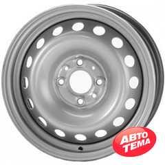 Легковой диск STEEL TREBL 6445T Silver -