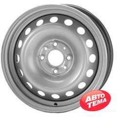 Легковой диск STEEL TREBL 64A45R Silver -