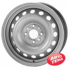Легковой диск STEEL TREBL 7915T Silver -