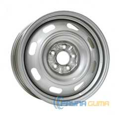 Легковой диск STEEL TREBL 9053T Silver -