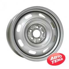 Купить Легковой диск STEEL TREBL 9228T Silver R16 W6.5 PCD5x114.3 ET46 DIA57.1