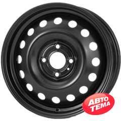 Купить Легковой диск STEEL TREBL 9493T Black R16 W6.5 PCD4x108 ET23 DIA65.1
