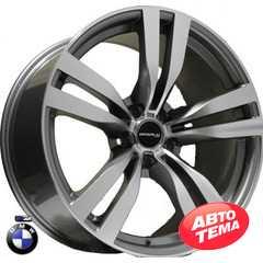 Легковой диск REPLICA BMW Z156 DGMF -