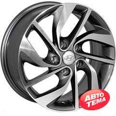 Купить Легковой диск ZF FR783 GMF R16 W6.5 PCD5x114.3 ET45 DIA67.1
