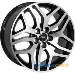Купить Легковой диск ZW BK5322 BP R18 W8 PCD5x108 ET45 DIA63.4