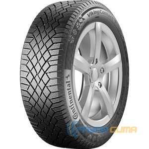 Купить Зимняя шина CONTINENTAL VikingContact 7 215/60R17 100T