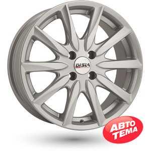 Купить DISLA Raptor 502 S R15 W6.5 PCD4x100/108 ET35 DIA72.6