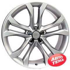 Купить WSP ITALY Seattle W563 Silver R17 W7.5 PCD5x112 ET35 DIA57.1