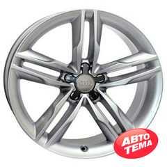 Купить Легковой диск WSP ITALY AUDI W562 AMALFI SILVER R17 W8 PCD5x112 ET47 DIA66.6