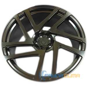 Купить Легковой диск VISSOL Forged F-906 SATIN BLACK R22 W10.5 PCD5x120 ET45 DIA56.1