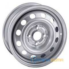 Легковой диск STEEL ARRIVO 64A50C Silver -