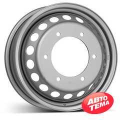 Купить Легкогрузовой диск ALST (KFZ) 7870 S R16 W5.5 PCD6x205 ET117 DIA161