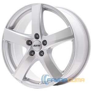 Купить Легковой диск ALUTEC Freeze Polar Silver R17 W7 PCD5x114.3 ET40 DIA70.1