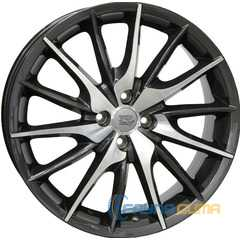 Купить Легковой диск WSP ITALY MITO W254 ANTHRACITE POLISHED R17 W7 PCD4x98 ET39 DIA58.1