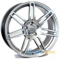 WSP ITALY S8 Cosma Two W557 (Hyper Anthracite) -