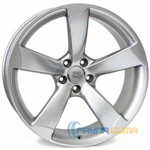 Купить WSP ITALY GIASONE W567 HYPER SILVER R17 W8 PCD5x112 ET47 DIA66.6