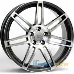 Купить WSP ITALY S8 Cosma Two W557 (Black Polished) R18 W8 PCD5x112 ET45 DIA57.1