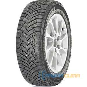 Купить Зимняя шина MICHELIN X-Ice North 4 (Шип) 235/50R17 100T