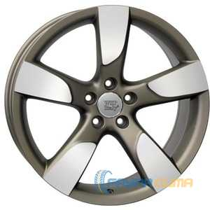 Купить Легковой диск WSP ITALY VITTORIA W568 DULL BRONZED POLISHED R19 W8.5 PCD5x112 ET43 DIA66.6