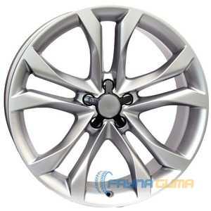 Купить WSP ITALY Seattle W563 Silver R18 W8 PCD5x112 ET46 DIA57.1
