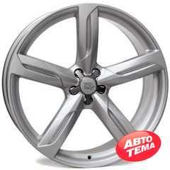 Купить WSP ITALY Afrodite W564 Silver R22 W9.5 PCD5x112 ET33 DIA66.6