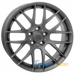 Купить WSP ITALY BMW BASEL MATT GUN METAL W675 R18 W7.5 PCD5x120 ET47 DIA72.6