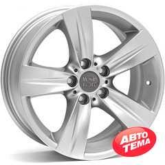 Купить WSP ITALY W659 BMW Fabiana Silver R17 W8 PCD5x120 ET34 DIA72.6