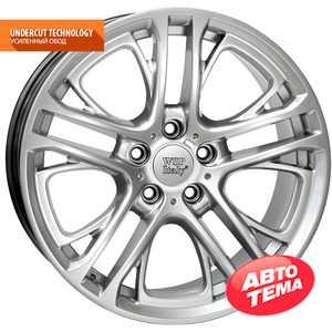 Купить Легковой диск WSP ITALY XENIA W677 HYPER SILVER R19 W8.5 PCD5x120 ET25 DIA72.6