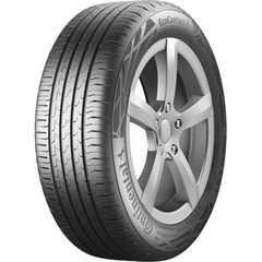 Купить Летняя шина CONTINENTAL EcoContact 6 185/60R14 82H