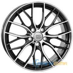 Купить WSP ITALY Main W678 ANTHRACITE POLISHED R19 W8 PCD5x120 ET52 DIA72.6