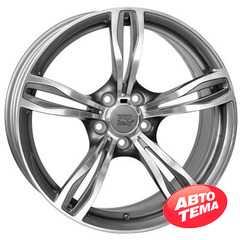 Купить WSP Italy DAYTONA W679 ANT. POLISHED R19 W9 PCD5x120 ET25 DIA72.6